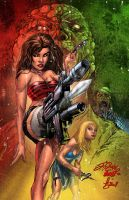 Planet Terror by TimareeZadel