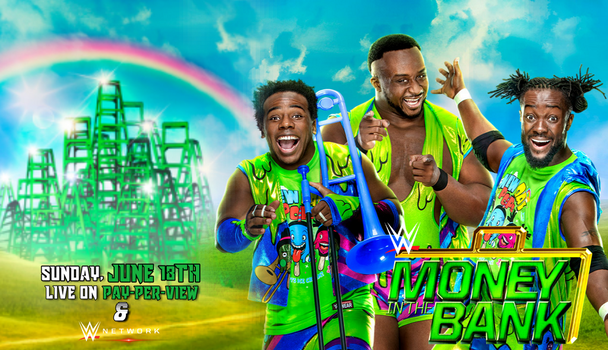 WWE Money In The Bank 2017 Wallpaper by SidCena555