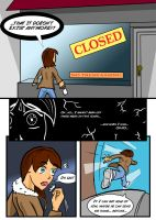 Elements of Eve #1 Page 3 by MarcusSmiter