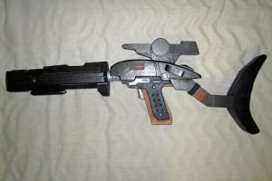 Shorty Assassin Phaser Mk.1 by TFP, Left Side by galaxy1701d
