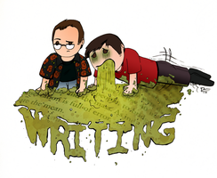 How to be a Writer by artofdawn