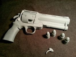 3D Printed and Prepped Good Samaritan replica by JohnsonArms