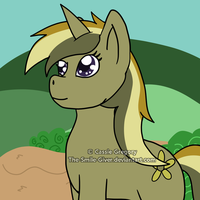 DustFlower by The-Smile-Giver