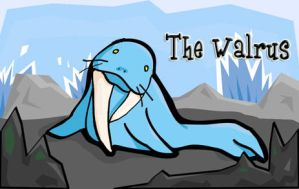 The Walrus by indistinction01