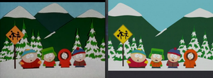 South Park: Difference by LittleKidd
