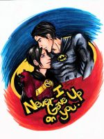 Batman: I Never Gave Up On You by kay-sama