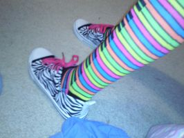 My awesome shoes and socks by News-worthy