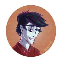 Marshall Lee by Dapper-Rabbit
