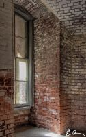 Window at Fort Point by eprowe