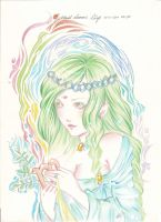 Virgo by REMEMBRANCE13