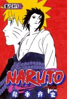 naruto manga cover thirtyeight by frecklesmile