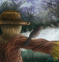 Scarecrow's Dream by BesidesThat