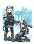 Battlefield 2142 EU Catgirls by ESeveN