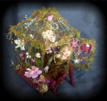Lana The lantern fairy by LindaJaneThomas