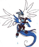Transponies Animated: Blurr by Mosspath48