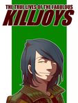 Killjoys - Fun Ghoul by nezumi-zumi