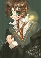 Harry Potter by ProdigyBombay
