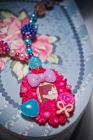 Mabel Pines Cameo - Octopug Accessories. by falt-photo