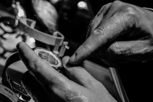 Jaeger Lecoultre by Badzka