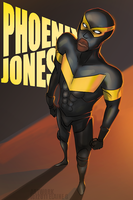 PHOENIX JONES by Activoid