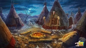 ERS Game Studios - RC5 - Indian Camp by deArcane