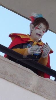 Kefka Palazzo  Cosplay  Dissidia 14 by Candy2012