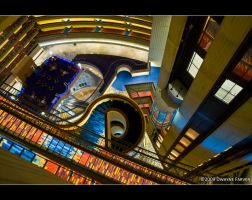 Atlanta Marriott Marquis 4 by DwayneF