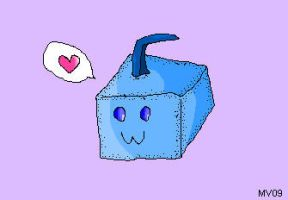 ::Blurr Cube:: by mrs-voorhees09
