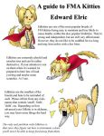 Edward Elric - FMA Kitties by Kitsune-no-Yuki