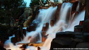 Photo Friday- Waterfall by TheXHunter08