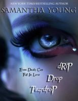 Drip Drop Teardrop by Phatpuppyart-Studios