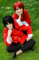 Ranma 1/2 by PineapplePandah