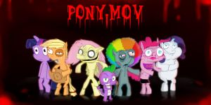 Pony.Mov Series - Wallpaper by xNAMENLOSERx