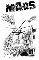 Warbirds of Mars by RobertHack