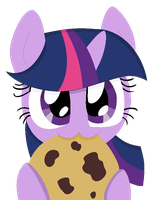 Twilight cookie nom by CookieCreepah