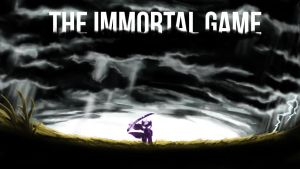 The Immortal Game - cover art Mk. 2 by DoomSp0rk