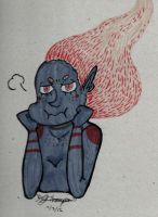 The Little Fire Elf 3 by Sharpie-luver12