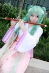 Vocaloid Harvest Moon - Hatsune Miku by Xeno-Photography