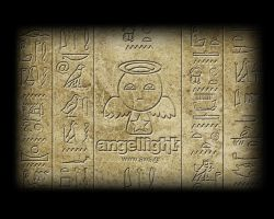 Ancient Inscription by angel69light