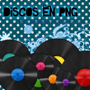 dISCS vYNIL by justartistsglam