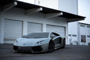 Lamborghini Aventador by nancorocks