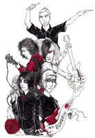 The Old My Chemical Romance by LieutenantDeath