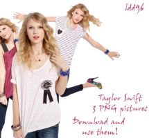 Taylor Swift PNG pack by ldd96