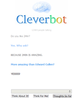 Cleverbot Supports 2Min by HanyouNeko-Chan