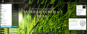 Taskbar Ecken v.2 BETA by TheEnd1984