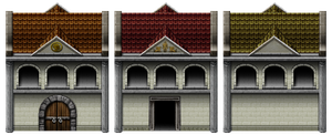 RPG Maker VX - AR Building by Ayene-chan
