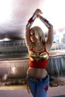 Wonder Girl 4 by AlisaKiss