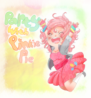 LETS PARTY WITH PINKIE POOP by SplicedLamia