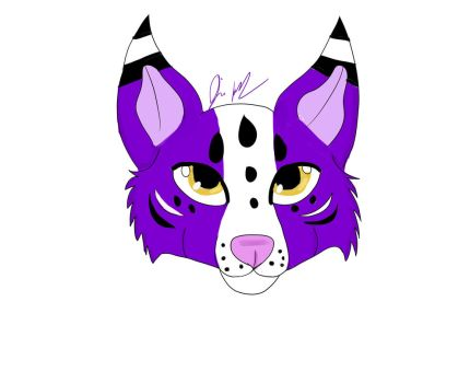 Headshot for Aimme by IKittyeh
