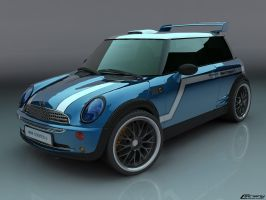Mini Cooper S by cipriany